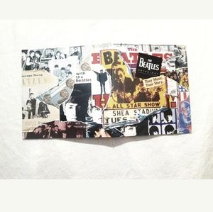 The Beatles Anthology 3 Ring Binder